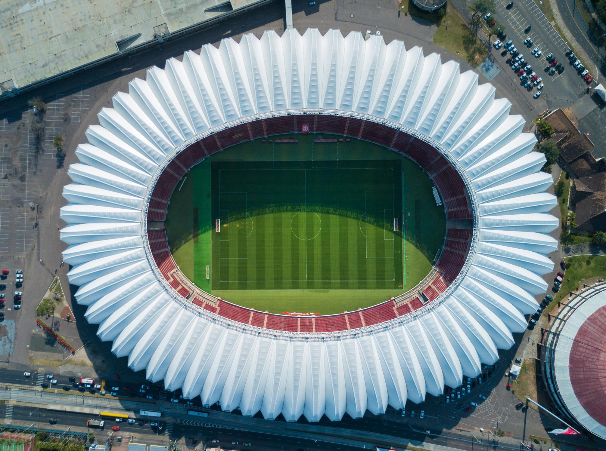 Beira Rio Stadium, Brazil