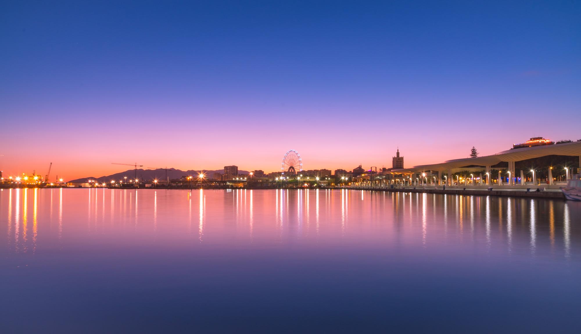 Muelle Uno, Málaga, Spain